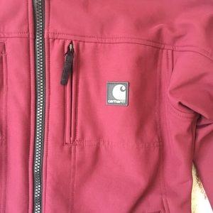 Women's Carhartt soft shell jacket